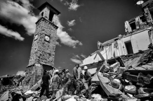 Risultati immagini per terremoto Il territorio va difeso da chi lo abita