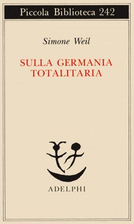 weil: sulla germania totalitaria