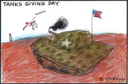 Tanks giving day