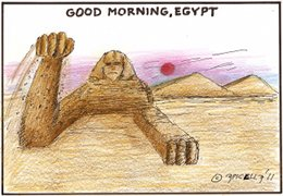 Good morning Egypt