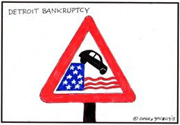 Detroit bankrupt city
