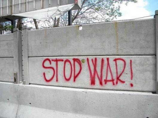no alla guerra
