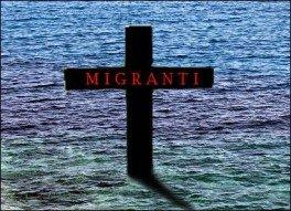 migranti croce