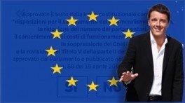 renzi e referendum