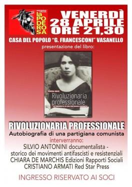 rivoluzionaria a Vasanello