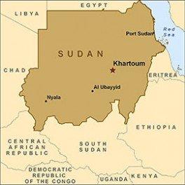 sudan collocazione più attuale
