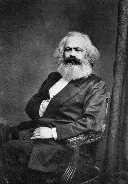 Ancora Karl Marx