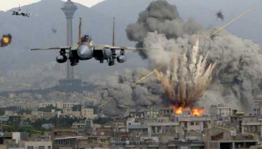 syria airstrike