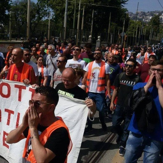 movimento di lotta disoccupati 7 novembre