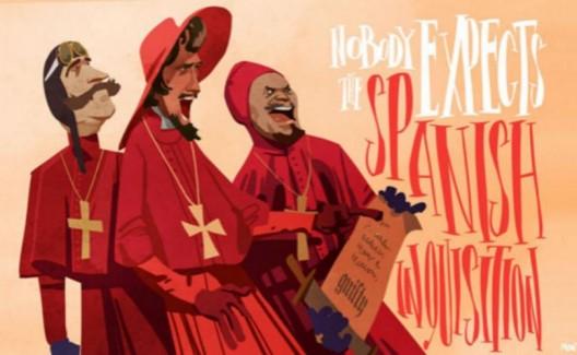 spanish inquisition 3