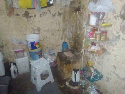 interno carcere Tora
