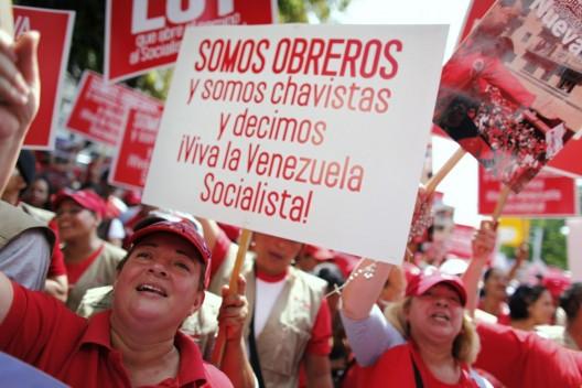 venezuela: somos obreros