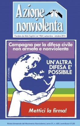 un numero di azione nonviolenta