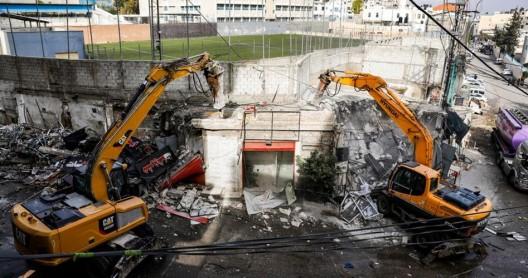 demolizioni ai danni dei palestinesi 2