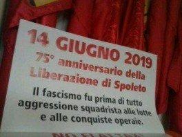 75° liberazione Spoleto 2
