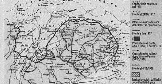 fronti prima guerra mondiale 2