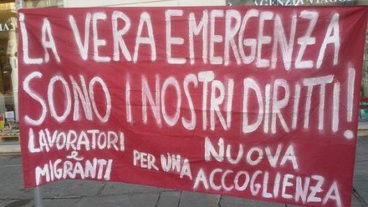 la vera emergenza sono i nostri diritti