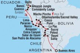 quale ciclo in america latina?