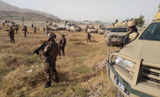 truppe in afghanistan