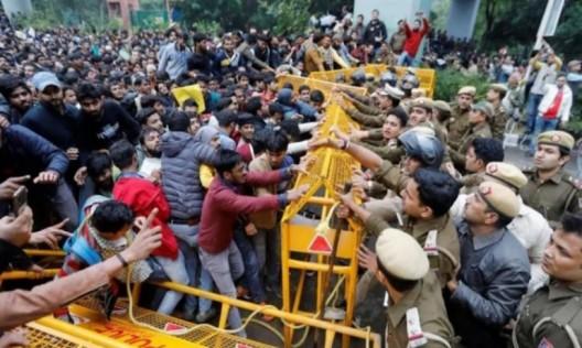 conflitto in india