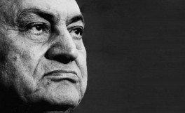 mubarak bianco e nero