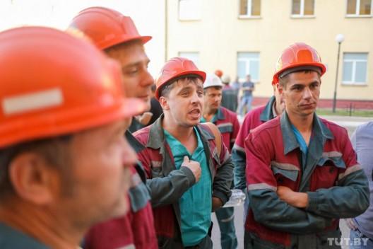 lavoratori bielorussi