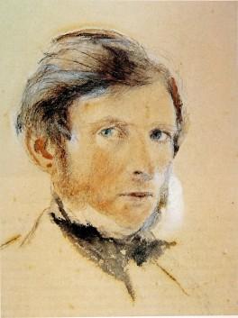 John Ruskin: Autoritratto