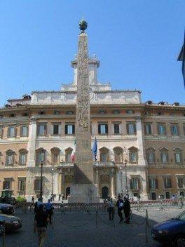 piazza monte citorio