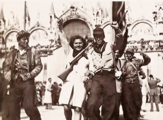 venezia, aprile 1945