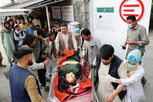 sangue a Kabul