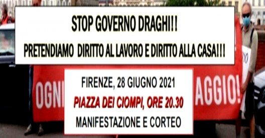 stop governo draghi 2