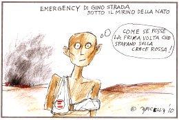 Emergency sotto il mirino della Nato