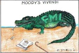 Moody's vivendi