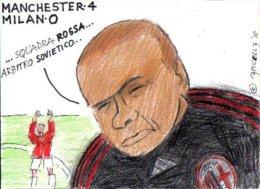 Manchester 4 - Milan 0