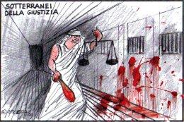 Sotterranei della giustizia
