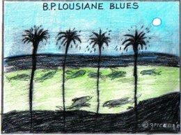 BP Louisiane blues