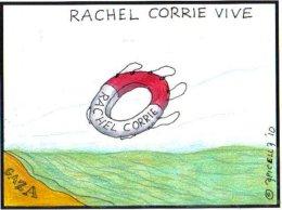 Rachel Corrie vive