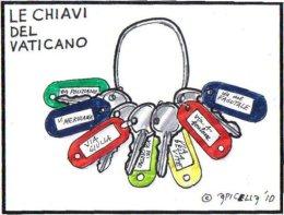 Le chiavi del Vaticano