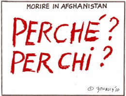 Morire in Afghanistan