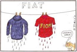 Fiat: lacrime e sangue
