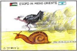 Esopo in Medio Oriente