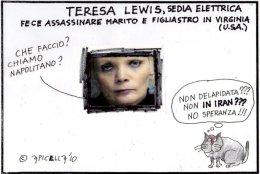 Teresa Lewis vs. Sakineh