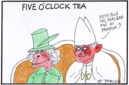 Five o'clock tea