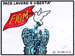 Pace, lavoro e libertà