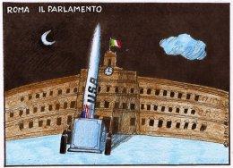 Roma. Il Parlamento
