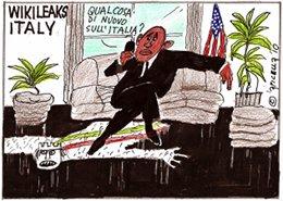 Wikileaks Italy