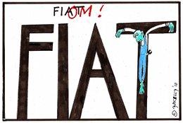 La Fiom e la Fiat