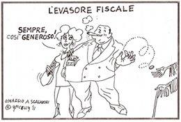L'evasore fiscale