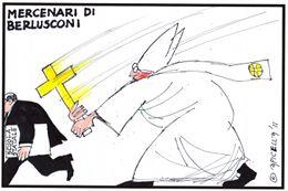 Mercenari di Berlusconi