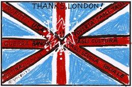Grazie Londra